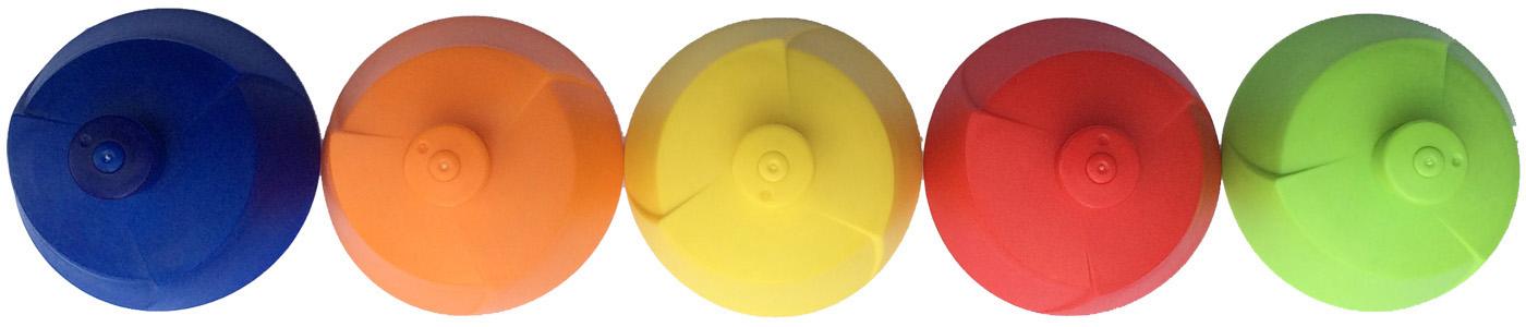 DrinkWater bidondoppen - Schone doppen voor bidons 500ml