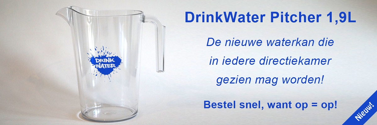 DrinkWater Pichter - DrinkWater Kan Waterkan