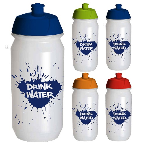DrinkSchoolWater - bidons 500ml DrinkWater